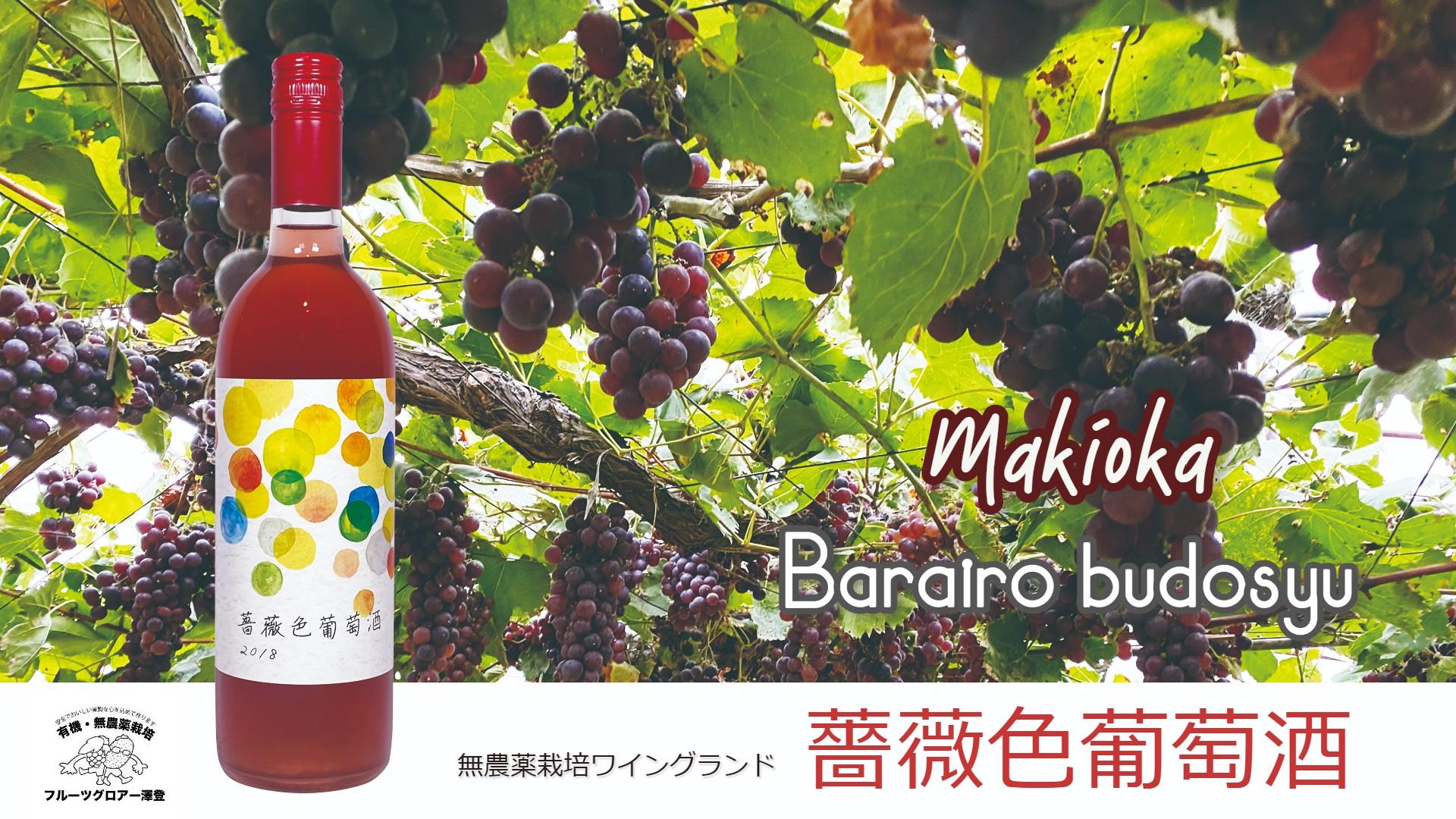 薔薇色葡萄酒宣伝ツール(2)